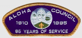 council patch