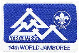 Fourteenth World Jamboree - 1975