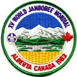Fifteenth World Jamboree - 1983