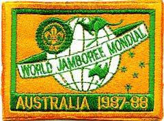 Sixteenth World Jamboree - 1987